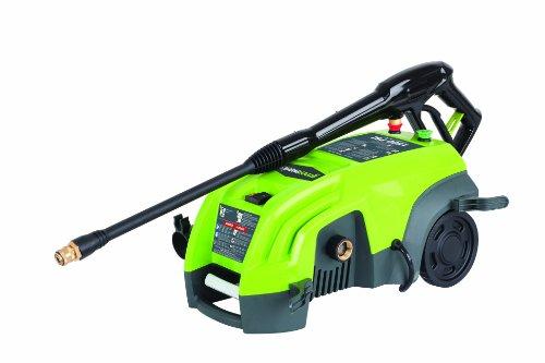 Greenworks Tools 120 Bar Hochdruckreiniger, 1600 W, 340 L/h, kompakte vertikale Bauweise, einfacher Transport, kein Umkippen, 51017