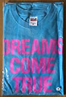 史上最強の移動遊園地 DREAMS COME TRUE WONDERLAND 2011 西日本 (大阪) 会場Tシャツ M ドリカムワンダーランド BLUE×PINK