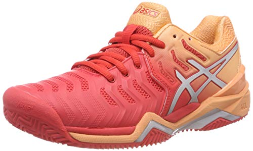Asics Gel-Resolution 7 Clay, Zapatillas de Tenis para Mujer,...