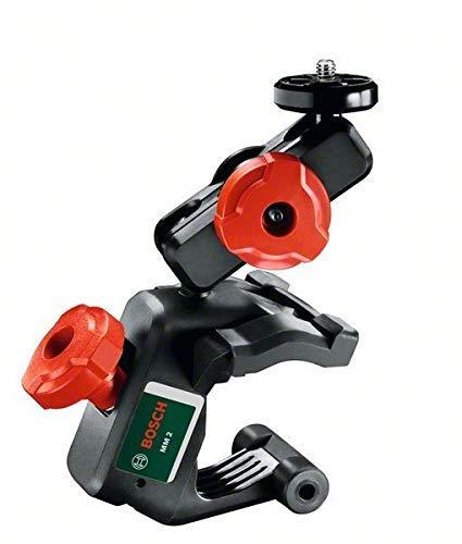 Bosch MM2 Multihouder (Ø voor bevestiging geschikte objecten 2-5 cm, vrije hoogteverstelling 45-110 mm, in doos)
