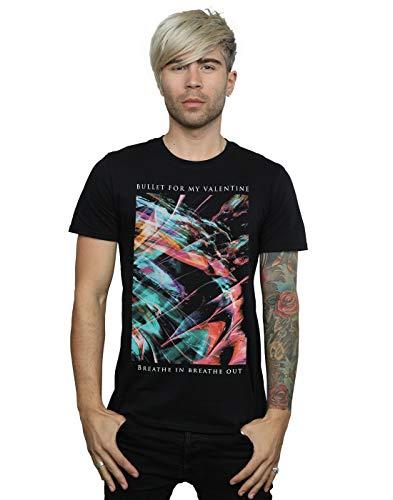 Bullet for My Valentine Men's Gravity Cover T-Shirt Black Large
