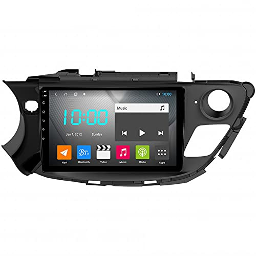 WHL.HH para B u i c k Visualizar 2018-2020 Androide 9.0 Carro Cabeza Unidad GPS Navegación Energía Amplificación Estéreo Multimedia Jugador con WiFi,WiFi+4G:4+64G