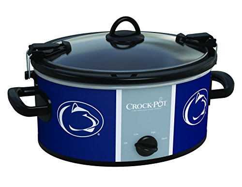 Crock-Pot Penn State Nittany Lions Collegiate 6-Quart Cook & Carry Slow Cooker