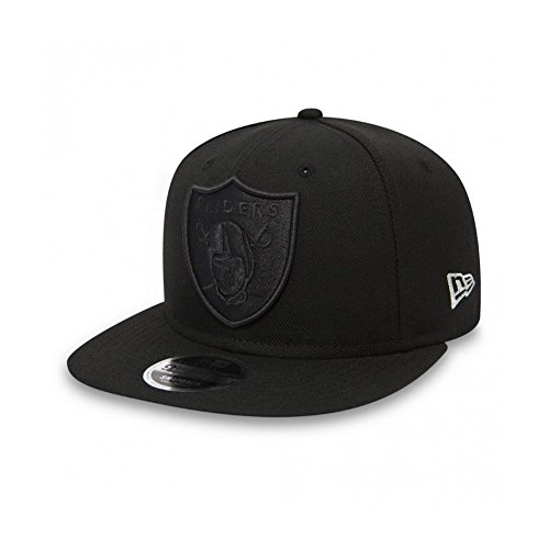 Gorra New Era – 9Fifty Nfl Oakland Raiders Winners Patch negro talla: S/M