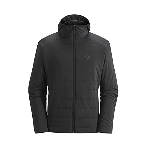Black Diamond M First Light Hoody Sweat-Shirt pour Homme XL Fumée