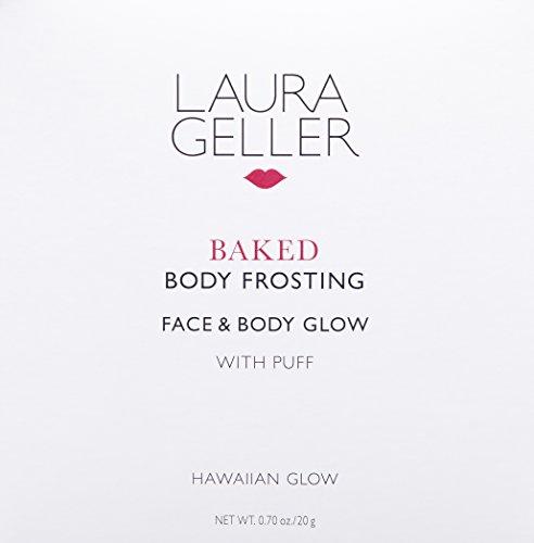 LAURA GELLER NEW YORK Baked Body Frosting Face & Body Glow, Hawaiian Glow