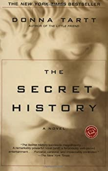 Paperback The Secret History Book