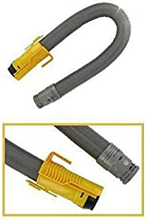 Best Dyson DC07 Attachment Hose Yellow FIT DC07 Bagless Upright # 904125-14, 904125-07, 10-1100-03 Review