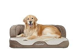 Serta iComfort Sleeper Sofa Orthopedic Pet Bed