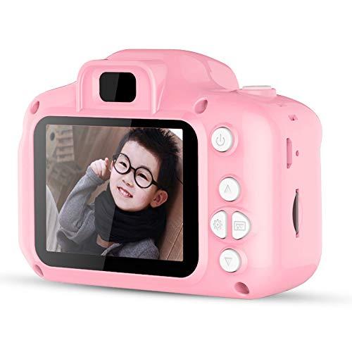 ZHISIDA Kinder-Videokamera / Camcorder für Kinder, mit 2 Zoll Display,...