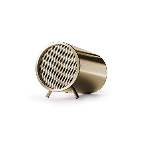 LEFF Amsterdam akoestische box Bluetooth tube audio brons