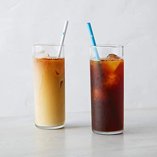 ブルーボトルコーヒー オリジナルストロー BLUE BOTTLE COFFEE Original Straw カラー:シルバー