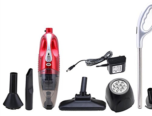 Best Price LEAJIA Car Vacuum Cleaner, Wireless Rechargeable Vacuum Cleaner for Home and Car