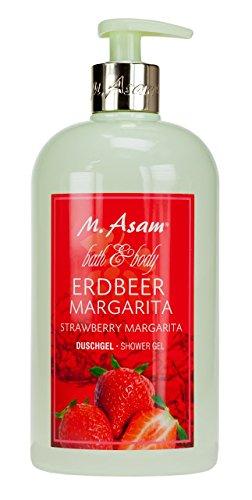 M.Asam Duschgel Erdbeer Margarita - 750ml