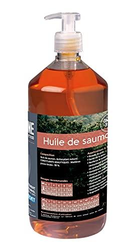 Nutrivet Inne Huile de Saumon Flacon de 1 Litre