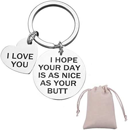 Gifts for Wife or Girlfriend I Hope Your Day is Nice Valentines Day Gifts for Her from Boyfriend product image