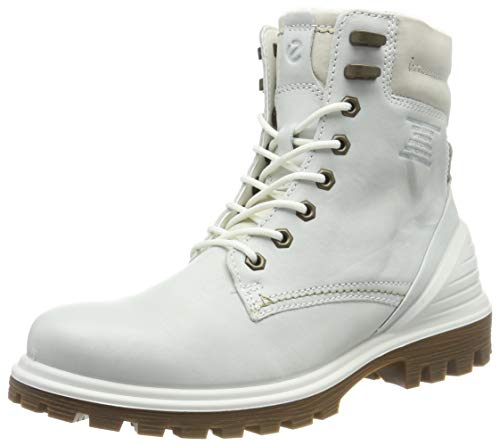 ECCO Damen TRED Tray W Stiefeletten, Weiß (White/Shadow White 52292), 39 EU