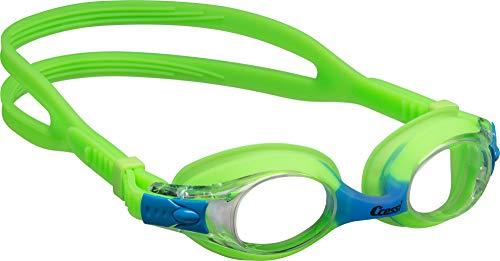 Cressi Dolphin 2.0, Lime/Blue -  USG010203G