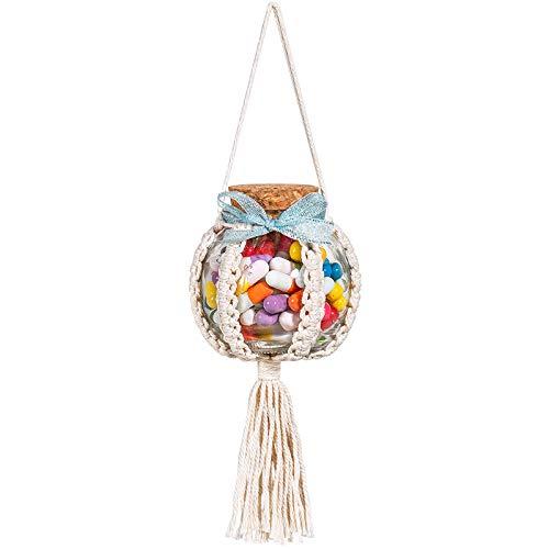 Dahey Cute Capsule Glass Favor Bottle Hanging Decorations Message Pills Love Letter Creative...