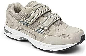 Vionic Men's Walk Albert Walking Sneaker Grey Mens 13 Medium US
