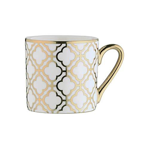 BIA Links - Tazza da caffè, colore: Oro