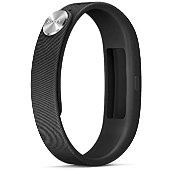 Sony SWR10 SmartBand Android 4.4 KitKat or Later NFC Waterproof IP58
