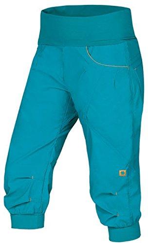 Ocun Noya Shorts Women Größe L Blue/Yellow