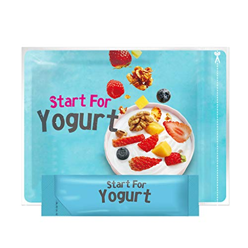 Youlin 10g Yoghurt Natural Yeast Starter from Probiotics Lactobacillus Fermentation Powder House Facts