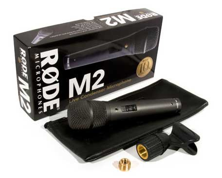Rode M2 Handheld