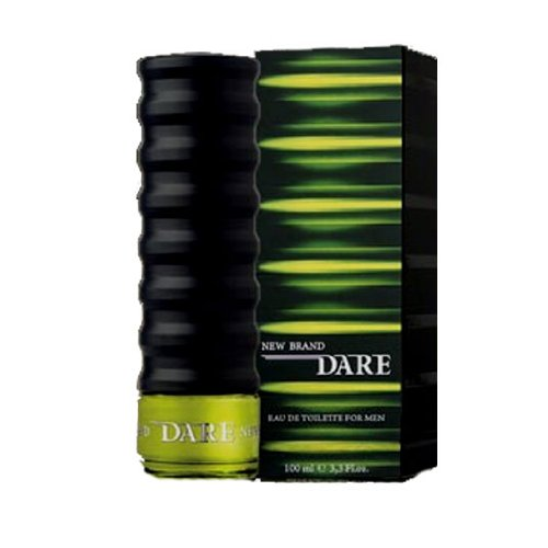 New Brand Prestige Dare Perfume para hombre, 100 ml
