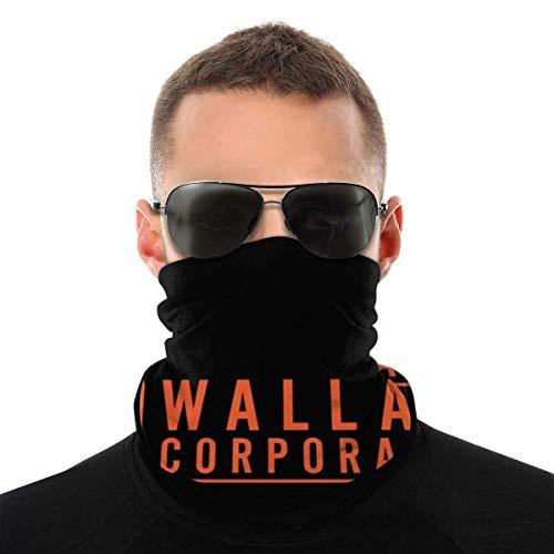 OMarcus Balde Runner 2049 Wallace Corp, Gorra de Camionero Variedad Headwear Cuello Polaina Cara Bandana Bufanda con 6 filtros