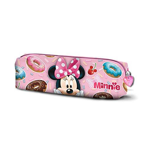Minni Mouse Yummy-Astuccio Portatutto Quadrato