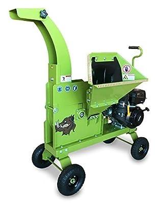 YARDBEAST 3514 429cc 14hp Wood Chipper