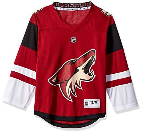 NHL by Outerstuff NHL Arizona Coyotes Kids & Youth Boys Radim Vrbata Replica Jersey-Home, Garnet, Youth Small/Medium (8-12)