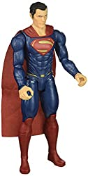 Image: Mattel DC Justice League True-Moves Series Superman Figure | 11 points of articulation for epic action and posing