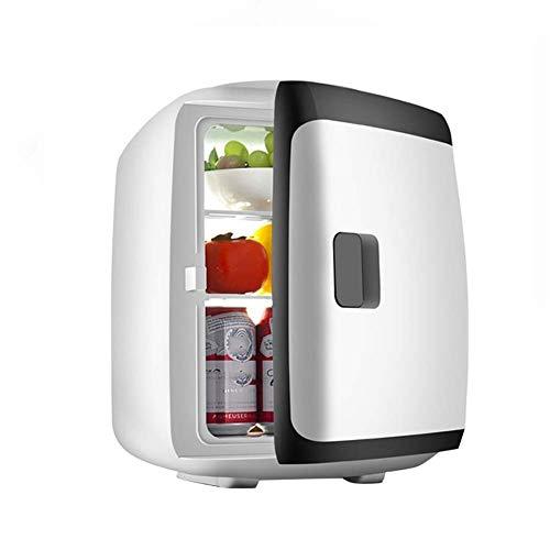MQJ 13L Compacto Refrigerador Frigorífico Termoeléctrico Incubadora de Automóviles Portátil 12V / 220V Oficina Dormitorio Dormitorio Pequeño Congelador,220V 12V
