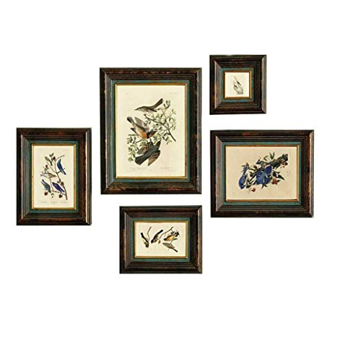 XIAOWAN Picture Frames Modern Simple Family Living Room Collage Photo Frame Wall Gallery Creative Gifts