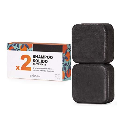 Shampoo Solido Bio Purificante e Nutriente al...