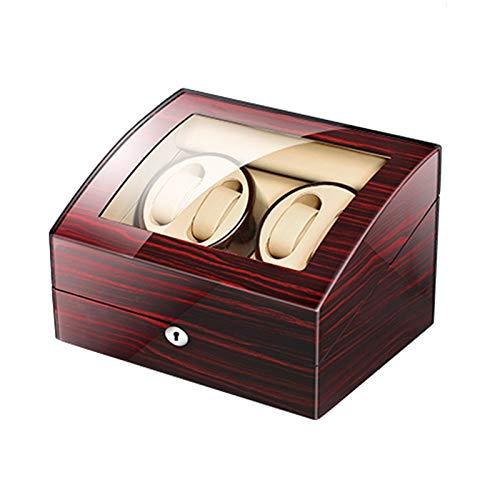 Cajón para guardar relojes y joyas Caja de Winder de reloj automática...