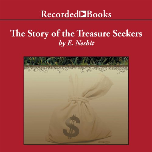 The Story of the Treasure Seekers cover art