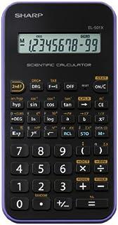 Sharp EL 501XB-WH Calcolatrice