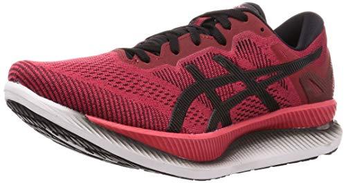 Asics 1011A817-600, Zapatos para Correr para Hombre, Rouge Noir Noir, 42 EU