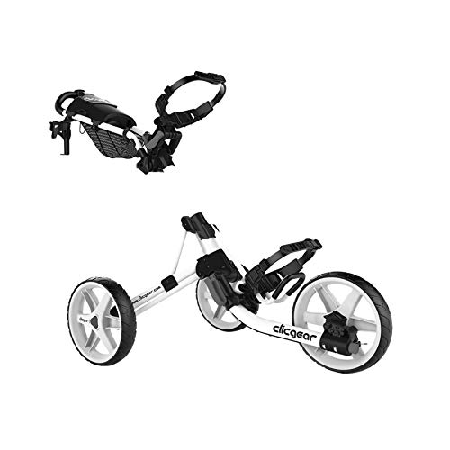 Clicgear 4.0 Golftrolley - Charcoal