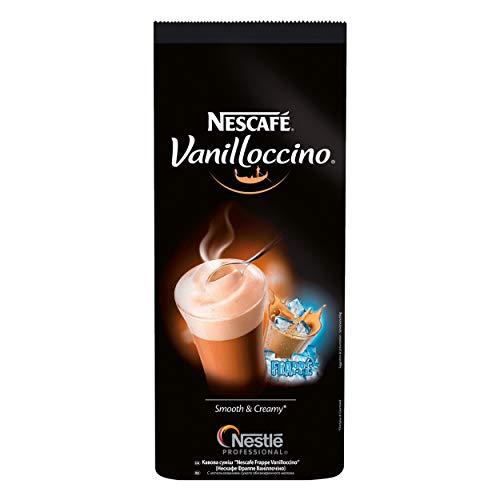 Nestlé NESCAFÉ Typ Frappé Vanilloccino Füllprodukt Getränke Automaten Kombination Kaffee Vanille, 10 kg