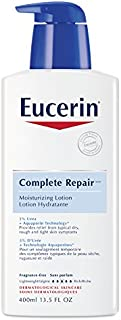 Eucerin Complete Repair Moisturising Lotion, 400mL