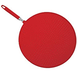 Silicone splatter guards for frying pans 5 Kitchen Affairs
