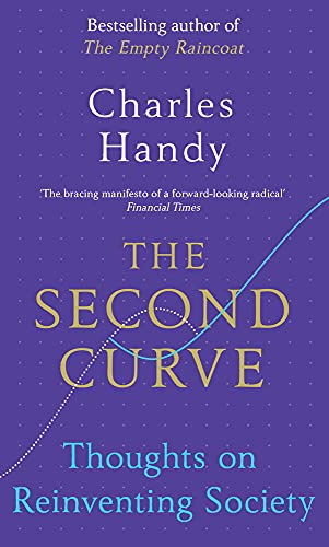 Preisvergleich Produktbild The Second Curve: Thoughts on Reinventing Society