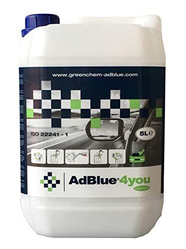 ENI 60-10-003 - Bidón de 5 l de adblue