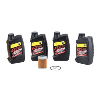 Oil Change Kit With Can-Am XPS Synthetic Summer for Can-Am DS650 BAJA X 2007