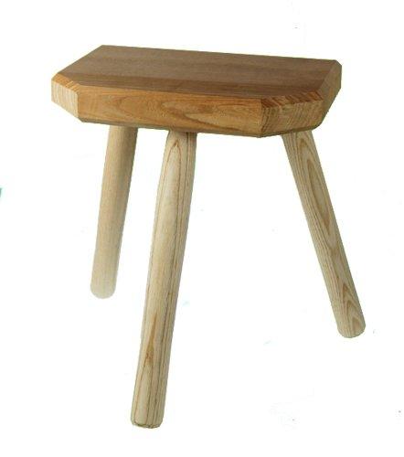Holz Melkschemel Blumenhocker